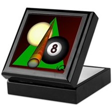 Eight Ball Gifts Keepsake Box