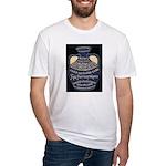 John Gauche's Sons Fine Potte Fitted T-Shirt