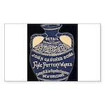 John Gauche's Sons Fine Potte Sticker (Rectangular
