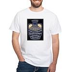 John Gauche's Sons Fine Potte White T-Shirt