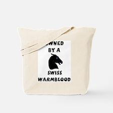 Swiss Warmblood Tote Bag