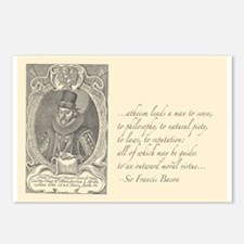Bacon Atheism Postcards (Package of 8)