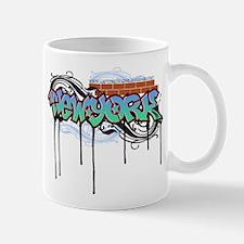 New York Graffiti Mug