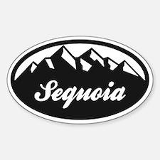 Sequoia Sticker Decal