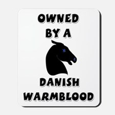 Danish Warmblood Mousepad