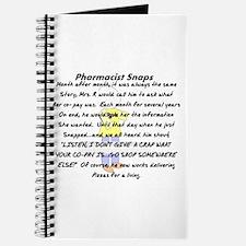 Pharmacist Story Art Journal