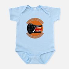 49th Test & Evaluation Infant Bodysuit