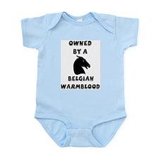 Belgian Warmblood Infant Creeper