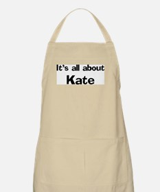 It's all about Kate BBQ Apron