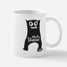 Unique Worried Mug