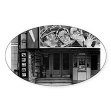 Liberty Theater Oval Decal