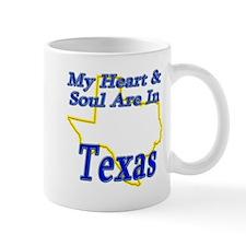 Heart & Soul - Texas Mug