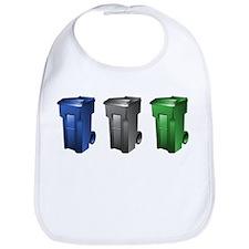 Cute Garbage Bib