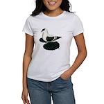 Swallow Saxon Fullhead Pigeon Women's T-Shirt