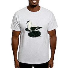 Swallow Saxon Fullhead Pigeon T-Shirt