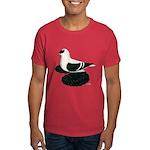 Swallow Saxon Fullhead Pigeon Dark T-Shirt