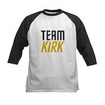 Team Kirk Kids Baseball Jersey