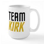 Team Kirk Large Mug