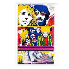 $9.99 European Pop Art 5 Postcards (8)