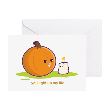 You Light Up My Life Greeting Cards (Pk of 10)