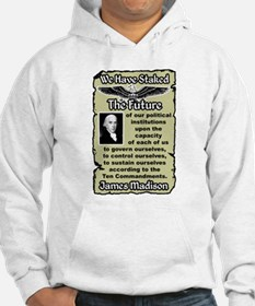 """Madison: Ten Commandments"" Hoodie"