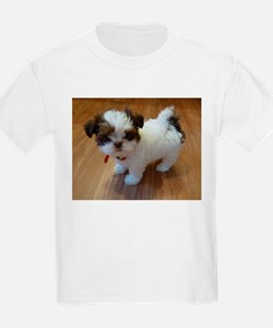Shih Tzu Puppy T-Shirt