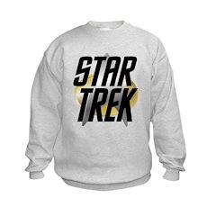 Star Trek Logo Sweatshirt