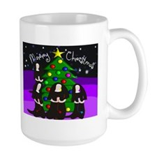 Catholic Nuns Christmas Mug