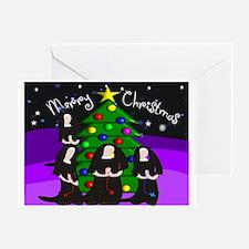 Catholic Nuns Christmas Greeting Card