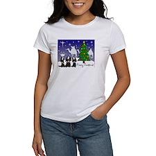 Catholic Nuns Christmas Tee