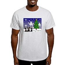 Catholic Nuns Christmas T-Shirt