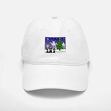 Catholic Nuns Christmas Baseball Baseball Cap