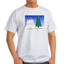 Catholic Nuns Christmas T-Shirt