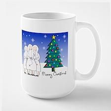 Catholic Nuns Christmas Mug