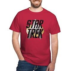 Star Trek logo (worn look) T-Shirt