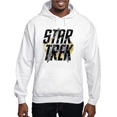 Star Trek logo (worn look) Hoodie