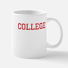 College Vintage Mug