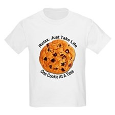 """""""One Cookie"""" Kids T-Shirt"""
