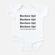 Funny You light up my life Infant Bodysuit