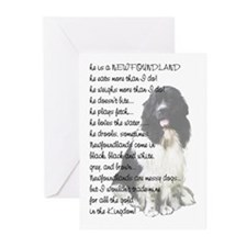 HE ANSWER SHIRT Greeting Cards (Pk of 10)