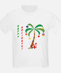 Holiday Palm Tree T-Shirt