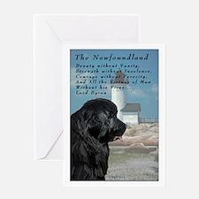 Lord Byron Poem Greeting Card