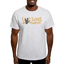 Live Long & Prosper T-Shirt