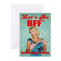 Best FESTIVUS™ Friends (BFF) Cards (Pkg. of 10)