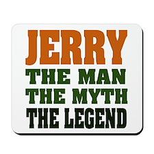 JERRY - The Legend Mousepad