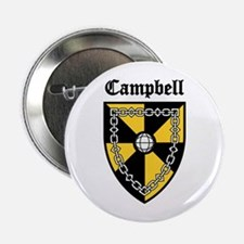 "Clan Campbell 2.25"" Button"