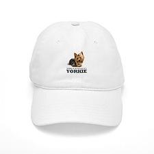 Blessed Yorkie Dad Baseball Cap