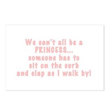 Not everyone can be a Princes Postcards (Package o