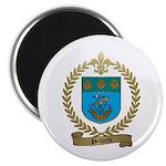 PELLERIN Family Crest Magnet