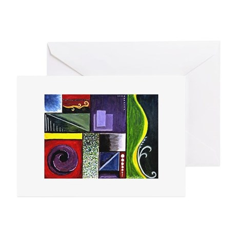 'Snapshots' Greeting Cards (Pk of 10)